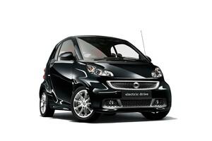 スマート電気自動車に特別仕様車が登場