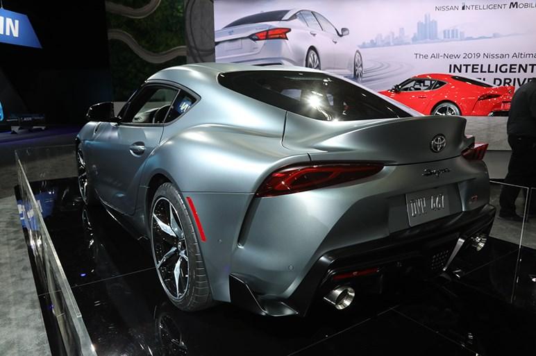 現地速報。トヨタGRスープラの限定初回モデルは北米で約600万円、ベース車は540万円~(修正あり)