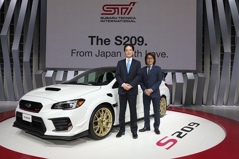 歴代最強2.5Lターボ搭載のS209発表。日本仕様は2.0Lターボで別のクルマになる?