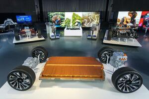 GM、Honda:GMバッテリー採用のHonda次世代EVの共同開発に合意