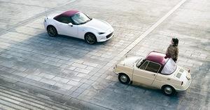 ここまでやるか!マツダ100周年特別記念車は「マツダR360クーペ」がモチーフ