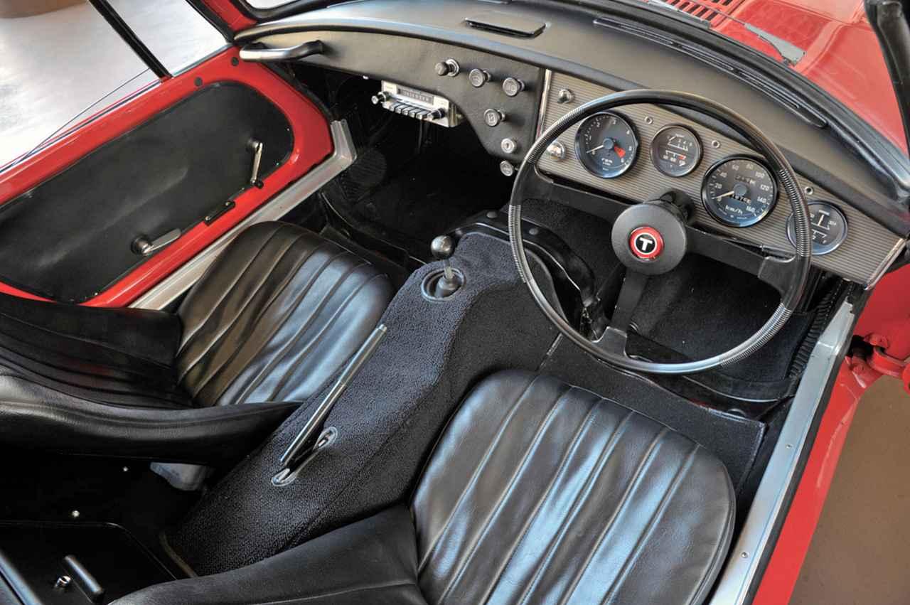 【昭和の名車 06】トヨタ スポーツ800(昭和40年:1965年)