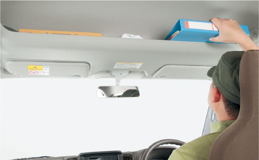 スズキの「エブリイ」シリーズが安全装備を充実させて新発売!