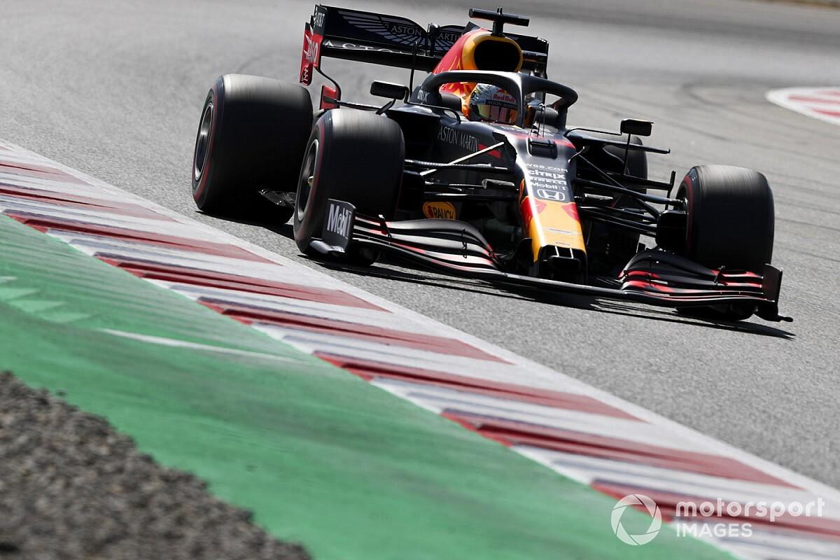 F1スペインFP3速報:ハミルトン最速。レッドブル・ホンダのフェルスタッペンは3番手