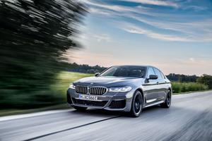 新型BMW 5シリーズのプラグインハイブリッド仕様、5モデルにラインナップを拡大