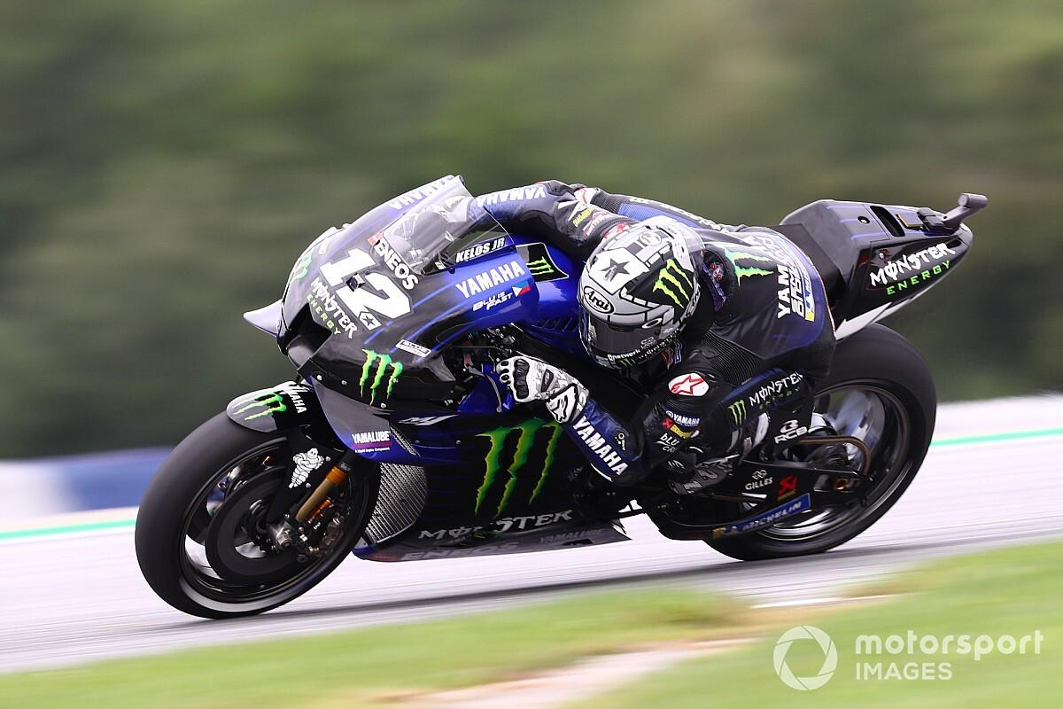 MotoGPオーストリア予選:マーベリック・ビニャーレスが今季初ポールポジション獲得。中上貴晶は10番手スタート