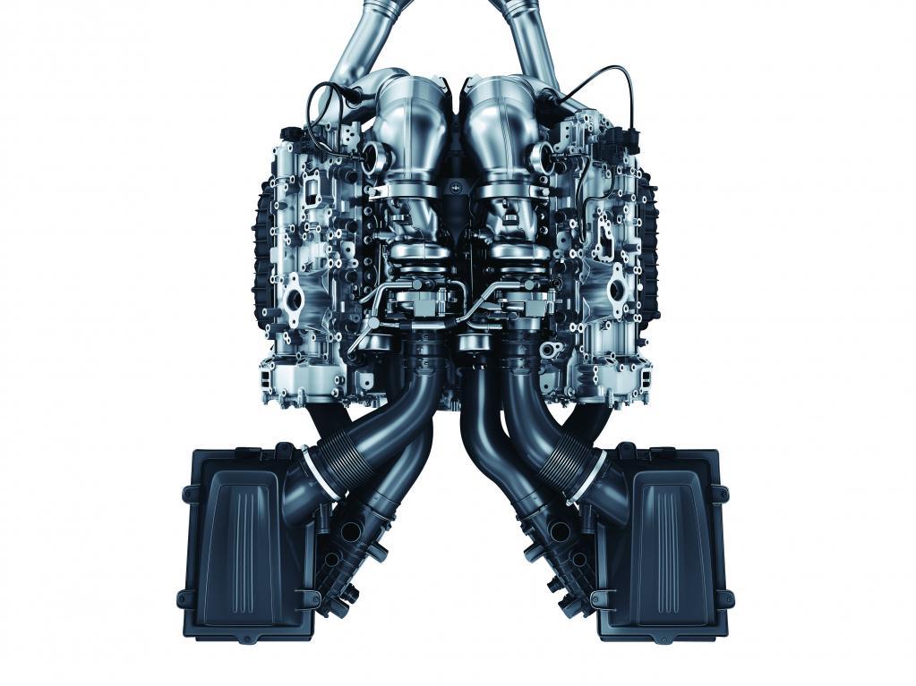 ロクサンの心臓。Gクラスが搭載するAMG仕立てのV8──M176/177/178