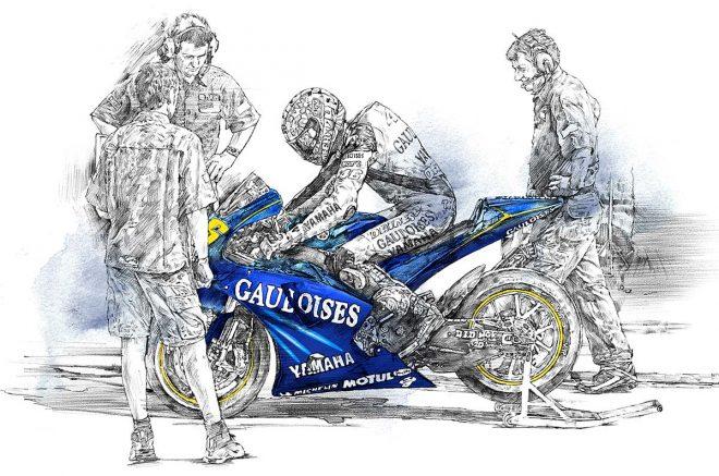 ヤマハOBキタさんの「知らなくてもいい話」:MotoGPの4サイクルの技術規則はこうして決まった(前編)