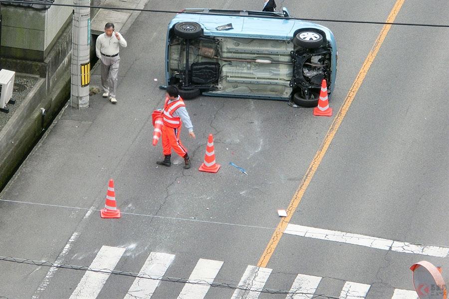 誘導員の指示で事故発生!? その責任は運転手にある理由とは