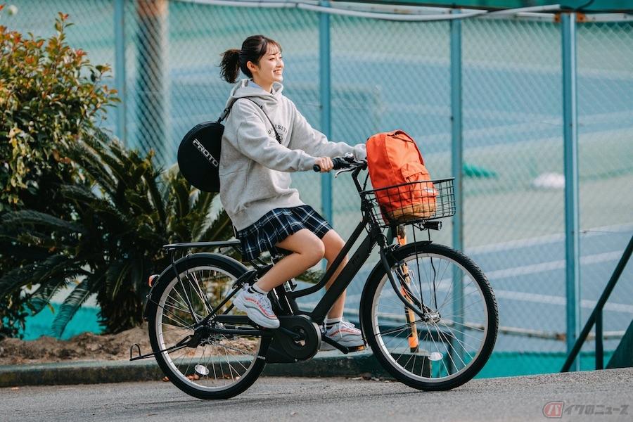 自転車を買うときのポイント、女性はどこを見てる?