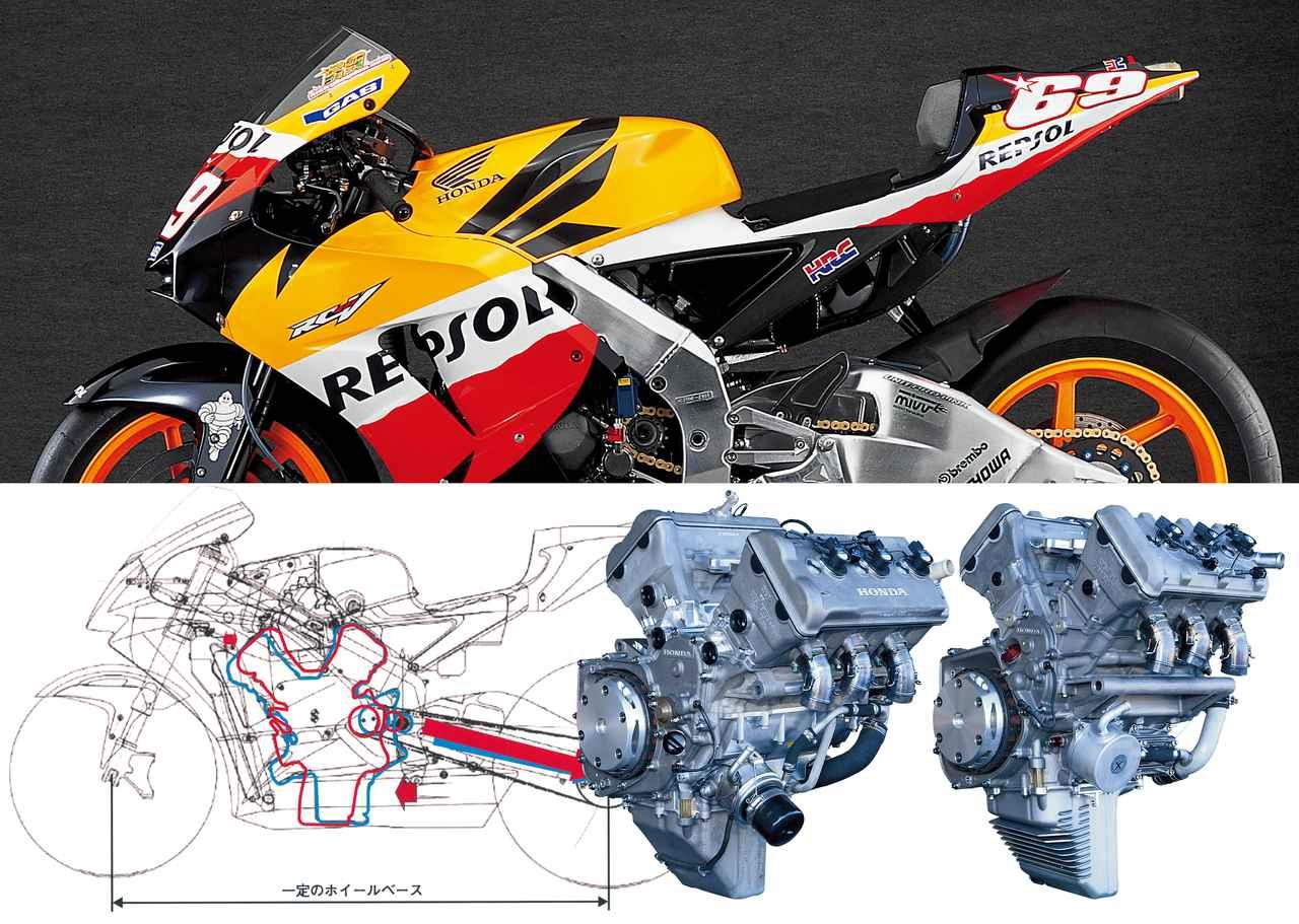 【MotoGP創成期】HONDA RC211V(2006)徹底解剖<No.05>「 2種類の211Vで8勝を挙げたホンダの2006年」