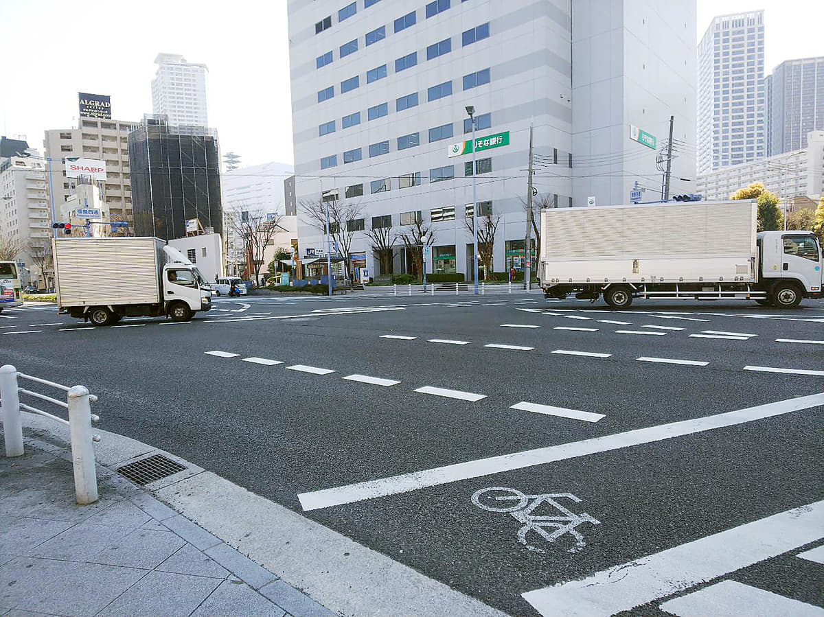 取得年月で大きく異なる「普通免許で運転できるトラック」  大きな荷物を運ぶときは要注意