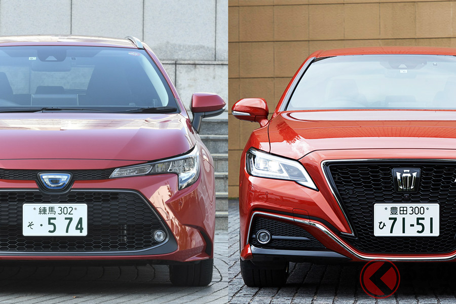 なぜトヨタは「専売車」続ける? 「カローラ」「クラウン」が同じ店舗で買えない理由とは