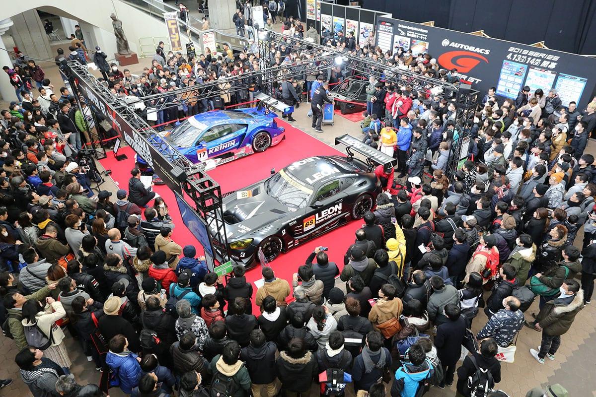 毎年恒例! 関西最大級のカスタムショー『大阪オートメッセ2020』は2月14日(金)から