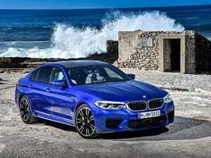 【BMW Mの系譜(17)】6代目M5(F90型)は、とんでもない変貌を遂げていた