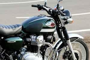 カワサキ W800は「バイクは一台派」にとって最強か? お散歩インプレッション