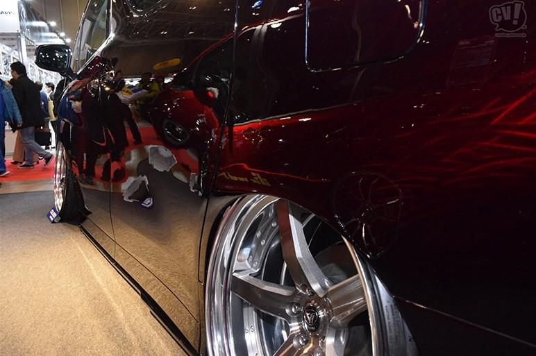 威圧感と華やかさが融合したミニバンカスタム10選 - 東京オートサロン