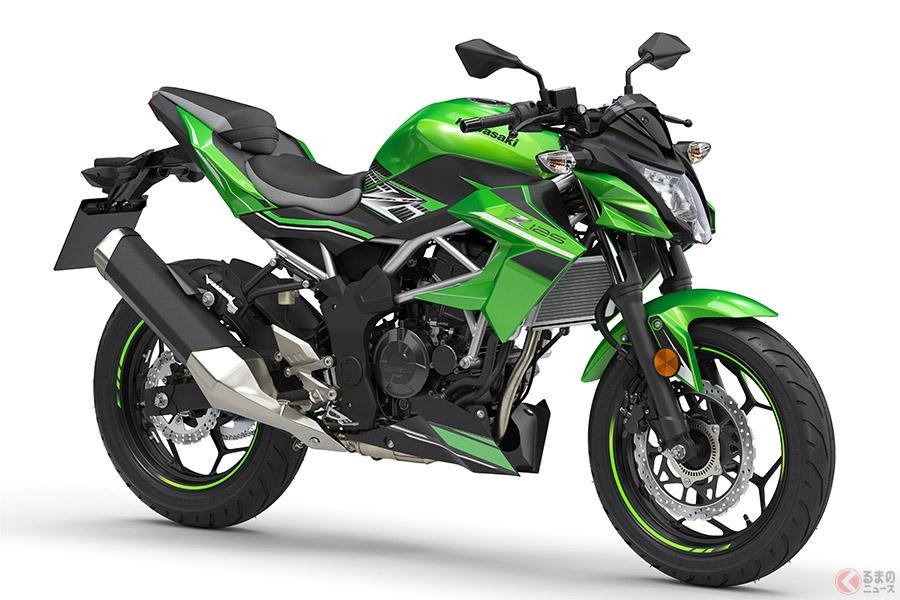 カワサキ「Ninja 125/Z125」125ccクラス最大級の車体でスポーティな走行を楽しむ【EICMA2018】
