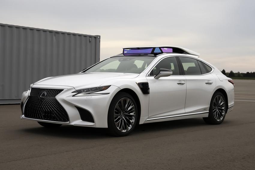 トヨタ 2020年夏にレベル4自動運転車に同乗試乗できる試乗会開催