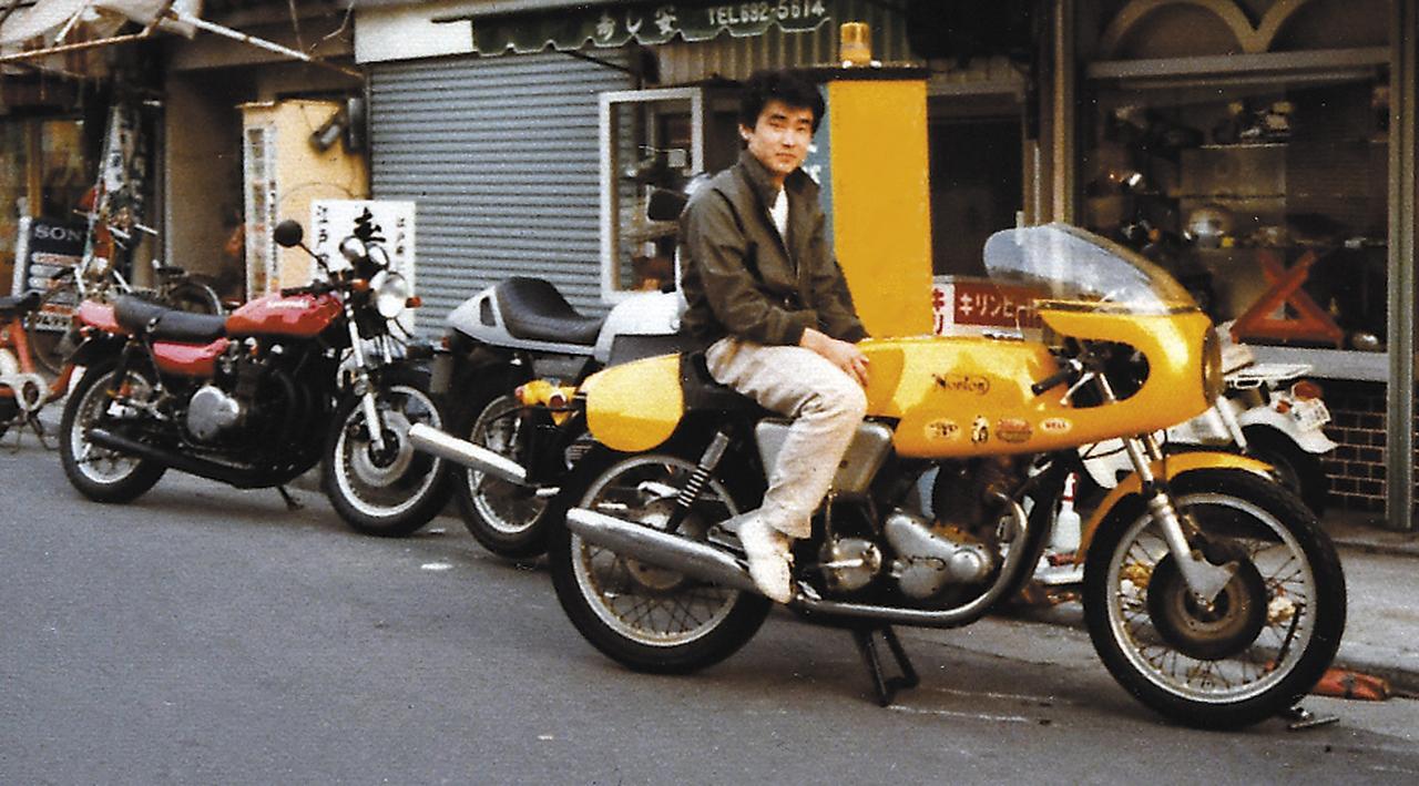 楠みちはる〈僕のバイク道・漫画道〉第6回「十代最後の秋、忍び寄る影」/『あいつとララバイ』完結30周年記念企画