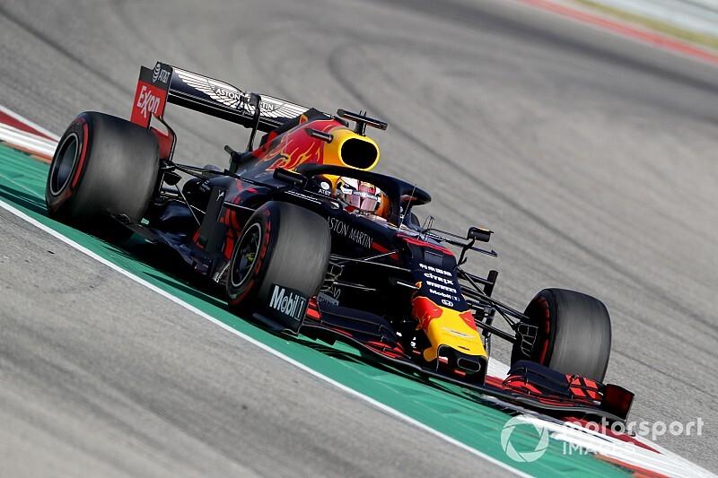 F1アメリカGPフリー走行3回目:レッドブルのフェルスタッペンが首位。驚速マクラーレン、ノリスがメルセデス上回る3番手