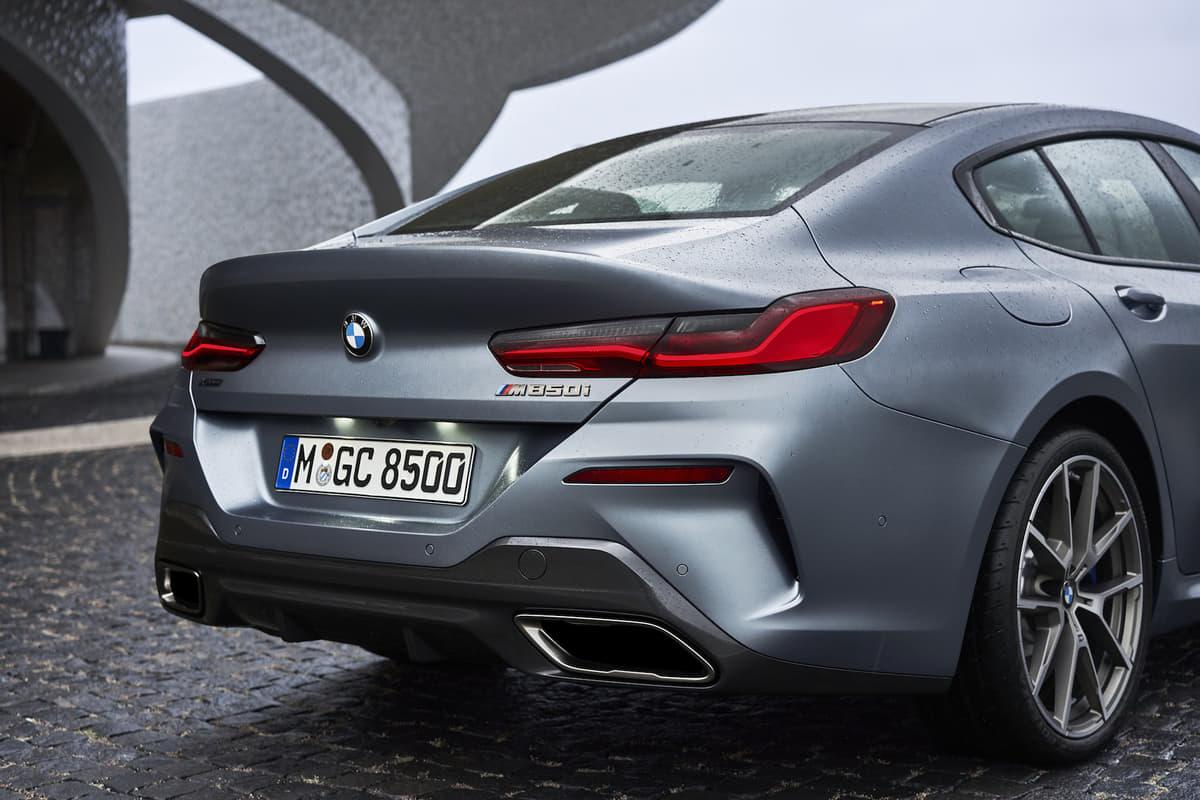 BMW旗艦「8シリーズ グランクーペ」登場!530psと新構造ボディで極上の走り