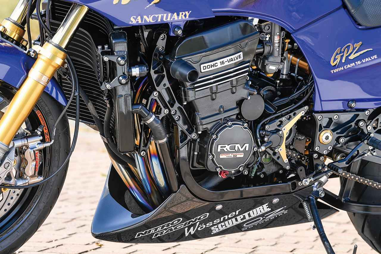 ACサンクチュアリーGPZ900R・RCM448(カワサキGPZ900R)/対策部品や厳選アフター品で進化するコンプリート#Heritage&Legends