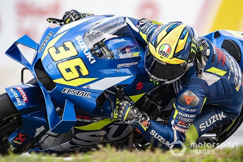 【MotoGP】「ペナルティは不公平だ」スズキのジョアン・ミル、レースディレクションの姿勢を批判