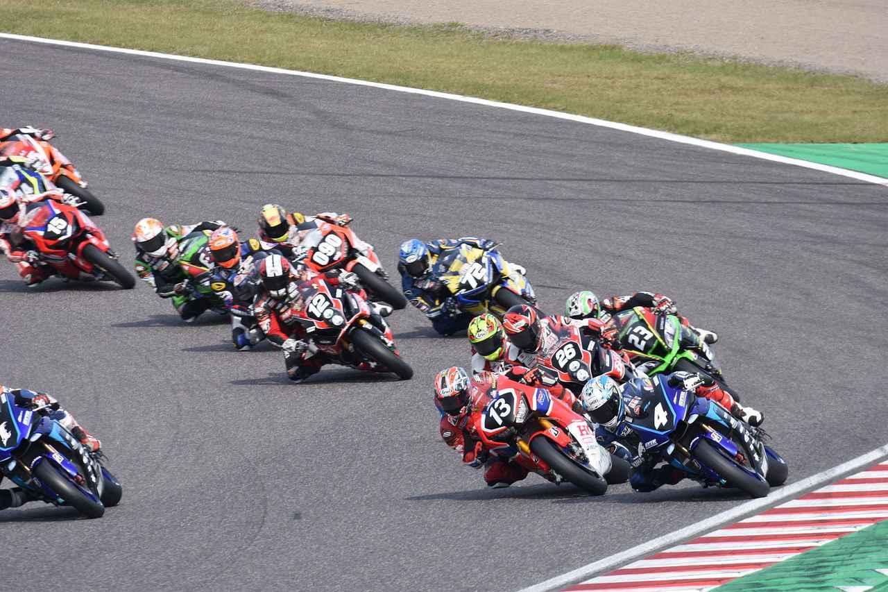<全日本ロードレース> 速報!まさかのランキング逆転!~決定的瞬間!中須賀トップで最終レースへ