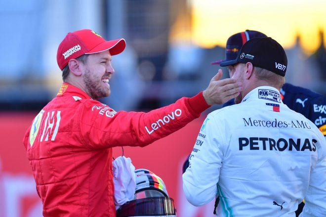 ベッテル予選2番手「0.012秒差でポールを逃がすなんて、ツイてないとしか言いようがない」:フェラーリF1