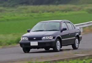 「L50系コルサの超激レアモデル!」最上級VIT-X 4WDの5速MTで装備充実のサルーンパッケージ【ManiaxCars】