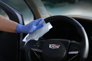 GM ジャパン、シボレー&キャデラックを対象にした特許技術の除菌・抗菌サービスをスタート