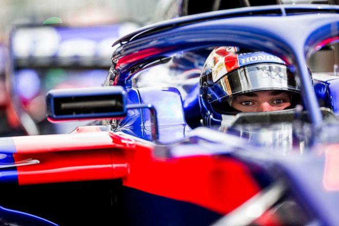 ガスリー「マシンの感触がすごくいい。これなら後方からでもいい結果を目指せる」:トロロッソ・ホンダ F1ロシアGP土曜