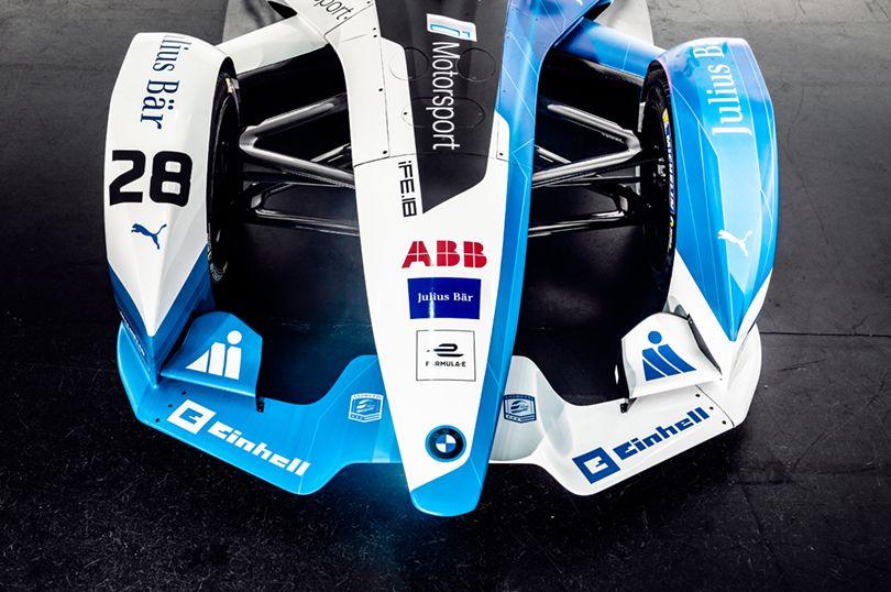 BMWがフォーミュラEに参戦──BMW iで培ったノウハウをフル活用