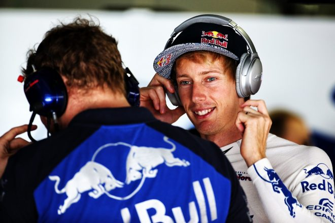ハートレー「PUを戦略的交換。速くなった新スペックを鈴鹿ではさらに完璧に近づけたい」:トロロッソ・ホンダ F1ロシアGP土曜