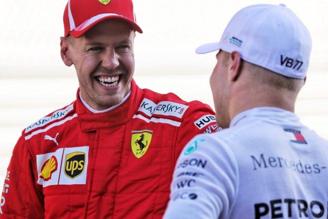 ベッテル3番手「去年バルテリにやられたことを再現して逆転優勝したい」:F1ロシアGP土曜