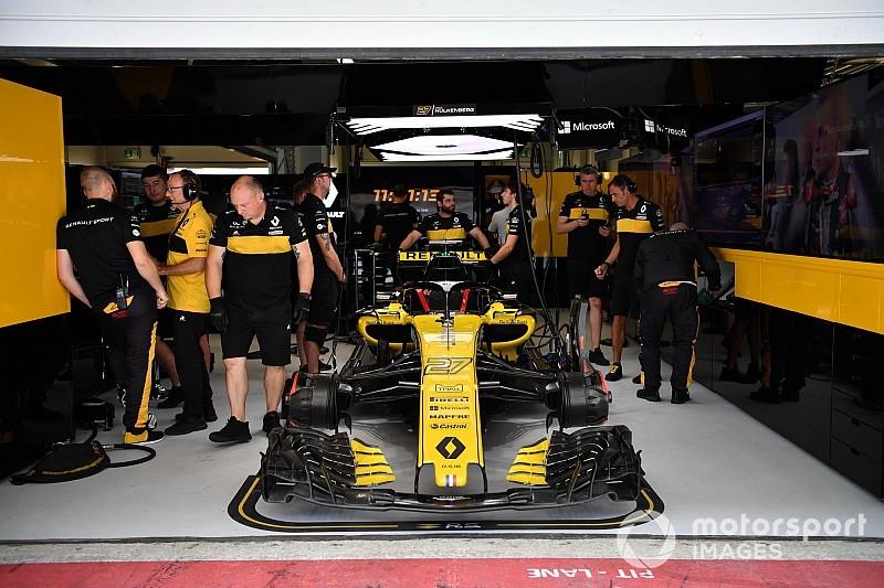 ルノー、予選Q2に出走しなかった理由を説明「初めて、11位と12位を確実に手にできる状況だった」