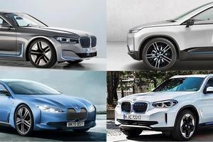 【一挙にご紹介】これから登場する、BMWの新型EV 7シリーズの電気自動車も