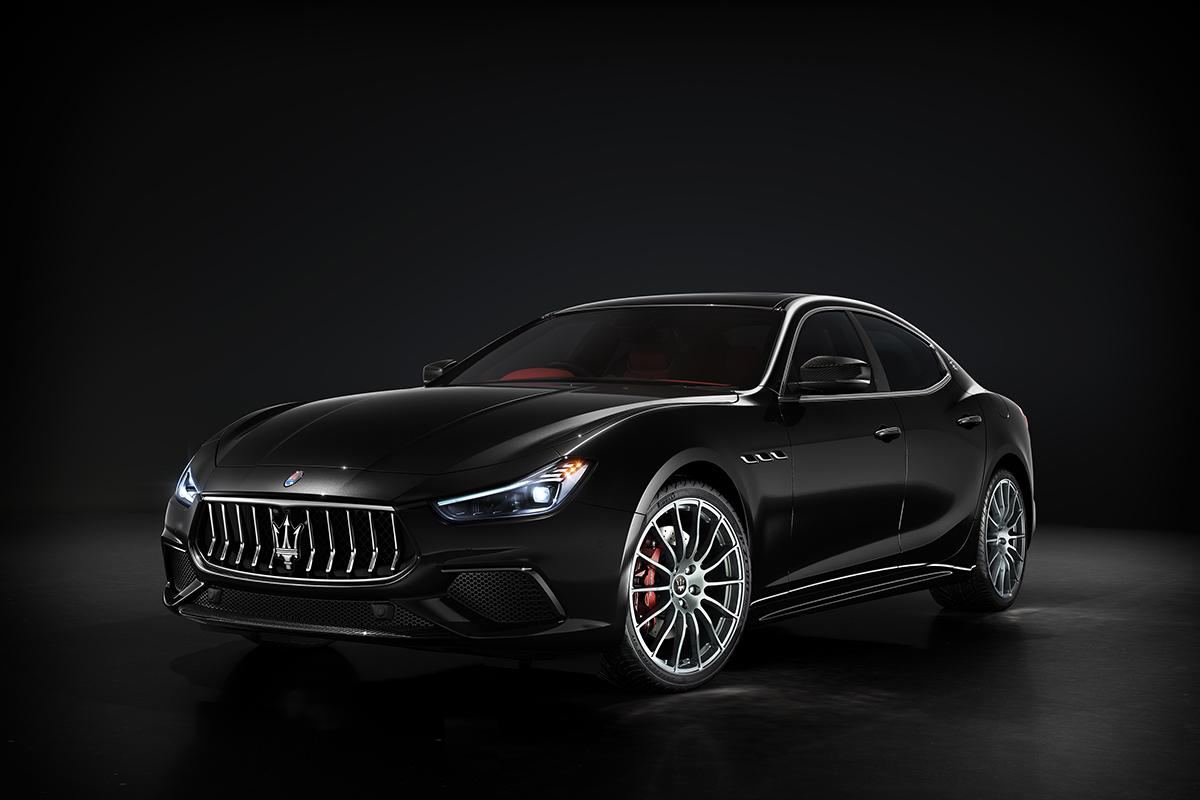 スポーティ度が大幅アップ! わずか30台のみの限定モデル「マセラティ ギブリ リベッレ」が発売