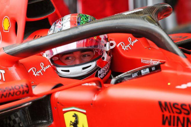ルクレール「速いマシンに乗りながらポールを逃した。ミスをした自分にがっかり」:フェラーリ F1ブラジルGP