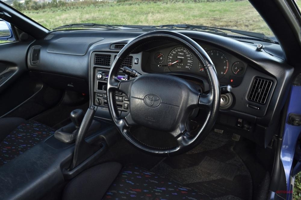 今あらためて試乗 トヨタMR2(SW20) 生産終了から20年、もう一度注目すべき理由