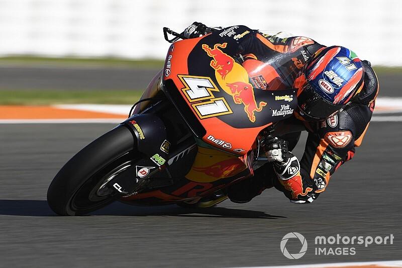 Moto2バレンシア決勝:ブラッド・ビンダー3連勝でシーズンに幕。長島哲太は22位