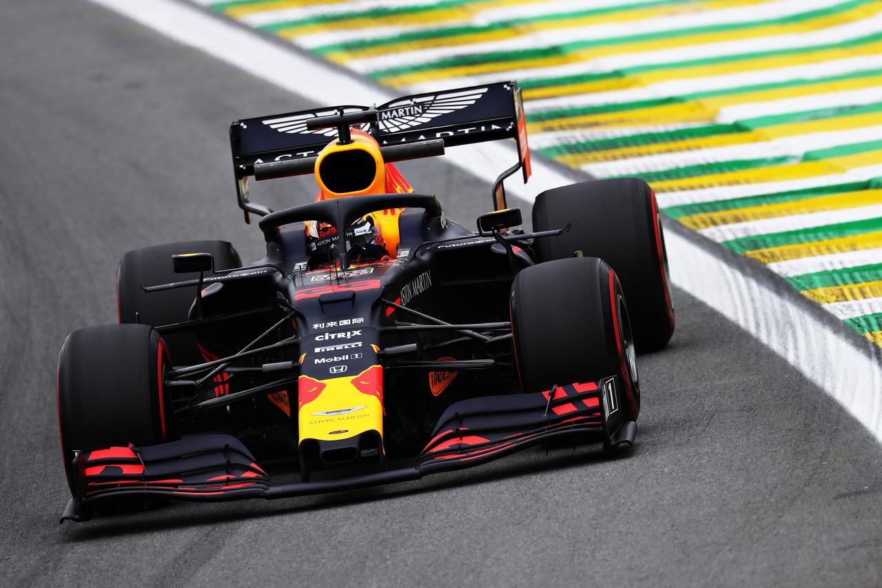F1第20戦ブラジルGP予選、フェルスタッペンがポールポジションを獲得【モータースポーツ】