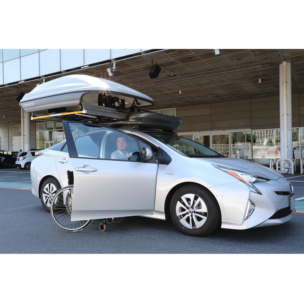 【見てわかる福祉車両の種類】運転補助装置付車ってなに?