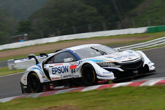 Epson Nakajima Racing 2018スーパーGT第6戦SUGO 予選レポート
