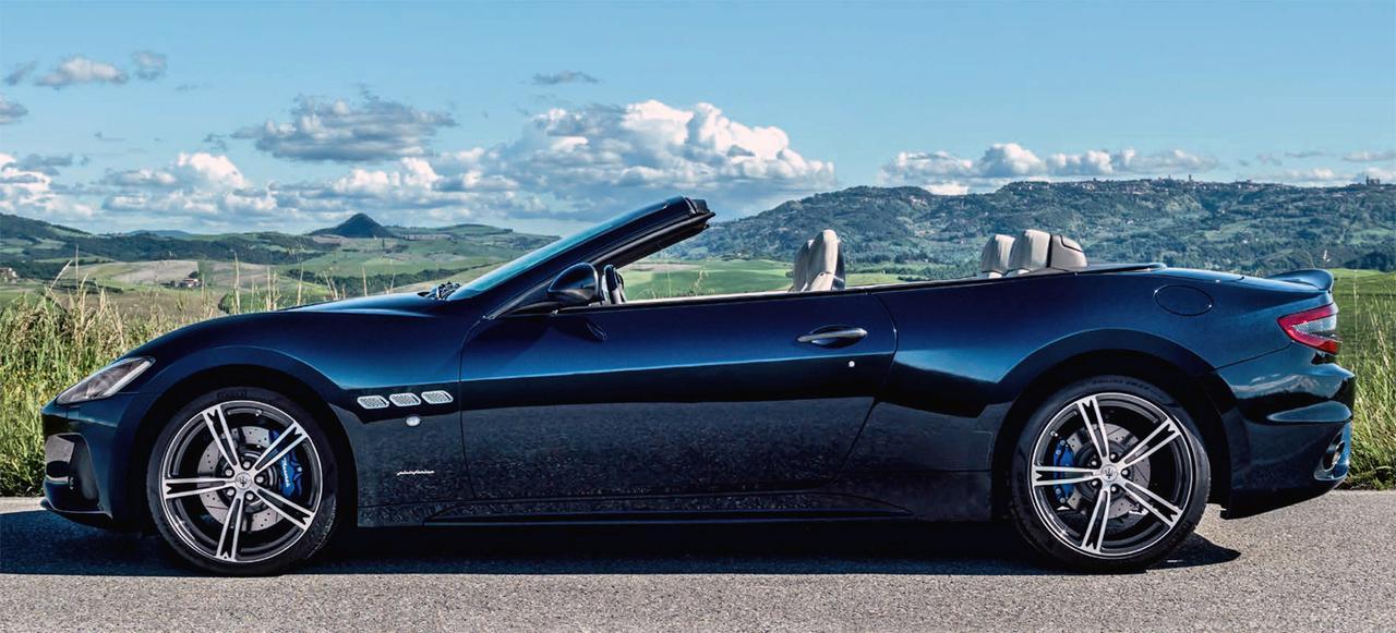 【FRへの憧憬 12】マセラティ グラントゥーリズモは、フェラーリ製V8を搭載した実用的リアルスポーツカー