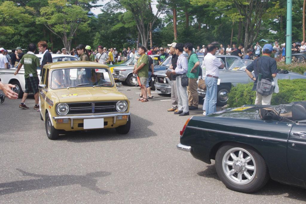約200台もの希少なオリジナルコンディションを保つ名車が糸魚川に集結!日本海クラシックカーレビュー2019