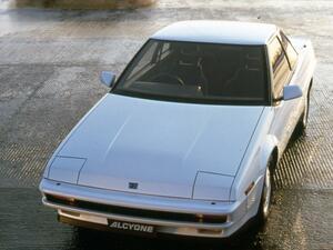 【昭和の名車 91】スバル アルシオーネ VRターボ:昭和60年(1985年)