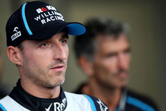 クビサ、2019年シーズン限りでウイリアムズF1を離脱。「F1復帰を支援してくれたチームに感謝」