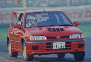 【ニッポンの名車】強烈なスペックの4WDスポーツ「日産パルサーGTI-R」